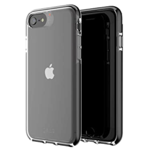 Gear4 Gear4 Piccadilly Case for iPhone SE2020/8/7/6s/6 Black