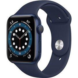 Apple Apple Watch Series 6 (GPS, 44mm, Blue Aluminum, Deep Navy Sport Band) **NEW ITEM - COMING SOON - BACKORDERS ALLOWED**