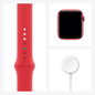 Apple Apple Watch Series 6 (GPS, 44mm, Red Aluminum, Red Sport Band) **NEW ITEM - COMING SOON - BACKORDERS ALLOWED**