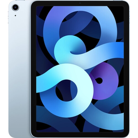 "Apple Apple iPad Air4 10.9"" Wi-Fi 64GB - Sky Blue (late 2020) **NEW ITEM - COMING SOON - BACKORDERS ALLOWED**"