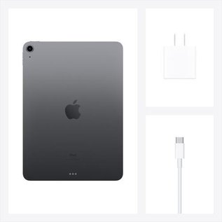 """Apple Apple iPad Air4 10.9"""" Wi-Fi + Cellular 256GB - Space Gray (late 2020) **SPECIAL ORDER**"""