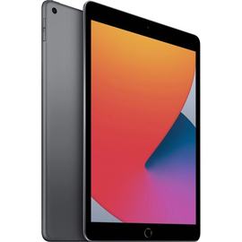 """Apple Apple iPad Wi-Fi 32GB 8th gen 10.2"""" Space Gray (late 2020) **NEW ITEM - COMING SOON - BACKORDERS ALLOWED**"""