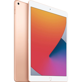 """Apple Apple iPad Wi-Fi + Cellular 128GB 8th gen 10.2"""" Gold (late 2020) **SPECIAL ORDER**"""