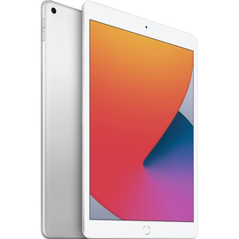 """Apple Apple iPad Wi-Fi + Cellular 128GB 8th gen 10.2"""" Silver (late 2020) **SPECIAL ORDER**"""