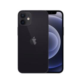 Apple Apple iPhone 12 mini 256GB Black (Unlocked and SIM-free) - No power adapter or earpods included - **HIGHLY CONSTRAINED - LIMITED AVAILABILITY FROM DECEMBER 18 - BACKORDERS ALLOWED**
