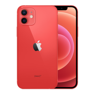Apple Apple iPhone 12 64GB Red (Unlocked and SIM-free) - No power adapter or earpods included - **HIGHLY CONSTRAINED - LIMITED AVAILABILITY FROM DECEMBER 18 - BACKORDERS ALLOWED**