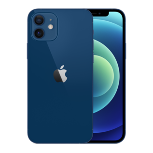 Apple Apple iPhone 12 128GB Blue (Unlocked and SIM-free) - No power adapter or earpods included - **HIGHLY CONSTRAINED - LIMITED AVAILABILITY FROM DECEMBER 18 - BACKORDERS ALLOWED**