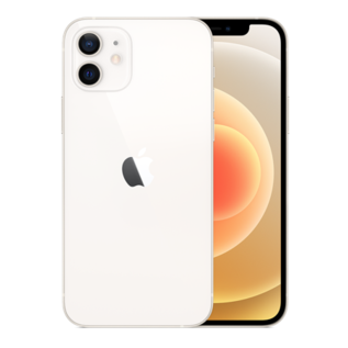 Apple Apple iPhone 12 128GB White (Unlocked and SIM-free) - No power adapter or earpods included - **HIGHLY CONSTRAINED - LIMITED AVAILABILITY FROM DECEMBER 18 - BACKORDERS ALLOWED**