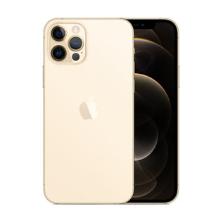 Apple Apple iPhone 12 Pro 512GB Gold (Unlocked and SIM-free) - No power adapter or earpods included - **HIGHLY CONSTRAINED - LIMITED AVAILABILITY FROM DECEMBER 18 - BACKORDERS ALLOWED**
