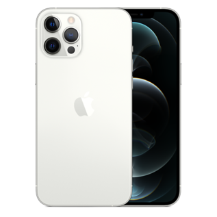 Apple Apple iPhone 12 Pro Max 512GB Silver (Unlocked and SIM-free) - No power adapter or earpods included - **HIGHLY CONSTRAINED - LIMITED AVAILABILITY FROM DECEMBER 18 - BACKORDERS ALLOWED**