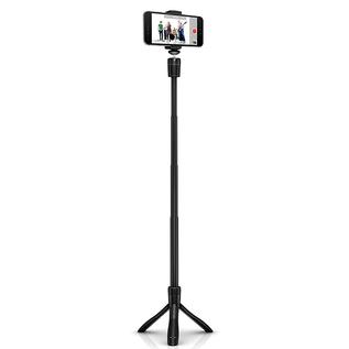 IK Multimedia IK Multimedia iKlip Grip Pro smartphone camera grip/stand with Bluetooth shutter - Black