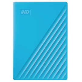 Western Digital Western Digital 2TB My Passport USB 3.0 Portable External Hard Drive - Blue