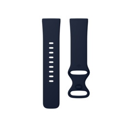 Fitbit Fitbit Versa 3 & Sense Accessory Infinity Band - Midnight - Small