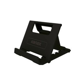 Kanex Kanex Foldable Stand for iPad/iPhone 2 Pack- Black