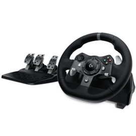 Logitech Logitech G920 Driving Force Racing Wheel For XBox One/PC