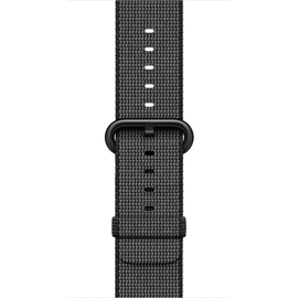 Apple Apple Watch Band 42/44mm Black Woven Nylon 145-215mm (While Supplies Last)