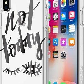 Incipio Incipio Design Series Case for iPhone Xs/X Not Today (while supplies last)