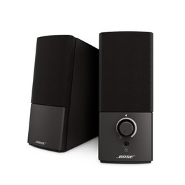 Bose Bose Companion® 2 Series III multimedia speaker system - Black