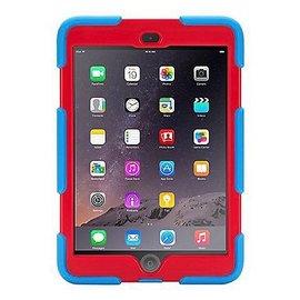 Griffin Griffin Survivor All-Terrain Case for iPad mini 1/2/3 - Red/Blue