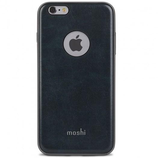 reputable site 6d29a b42da Moshi Moshi iGlaze Napa Case for iPhone 6/6s Plus - Blue ALL SALES FINAL -  NO RETURNS OR EXCHANGES