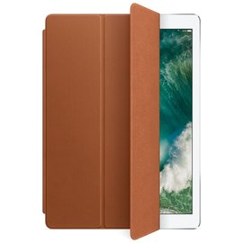 """Apple Apple Leather Smart Cover for iPad Pro 12.9"""" (1st/2nd gen) - Saddle Brown (ATO)"""