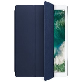 """Apple Apple Leather Smart Cover for iPad Pro 12.9"""" (1st/2nd gen) - Midnight Blue (ATO)"""
