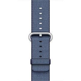 Apple Apple Watch Band 38mm Midnight Blue Woven Nylon 125-195mm (ATO)