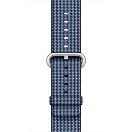 Apple Apple Watch Band 42mm Midnight Blue Woven Nylon 145-215mm (ATO)