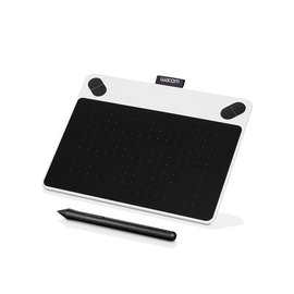 Wacom Wacom Intuos Draw Small Pen - White