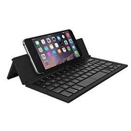 ZAGG ZAGG Universal Pocket Keyboard for Apple/Android Smartphones & Small Tablets Black