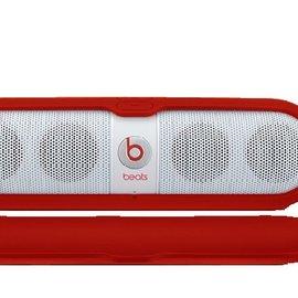 Beats Beats Pill (1st Gen ONLY) Sleeve - Red (WSL)