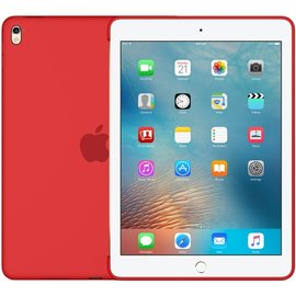 Apple Apple Silicone Case for 9.7-inch iPad Pro - Red (ATO)