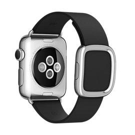 Apple Apple Watch Band 38mm Black Modern Buckle - Medium 145mm-165mm (WSL)