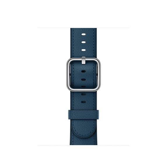 new style 7dfdf daf96 Apple Apple Watch Band 38mm Cosmos Blue Classic Buckle 130-195mm (ATO)