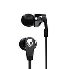 Skullcandy Skullcandy Strum Wired In-Ear Earbuds Black/Chrome