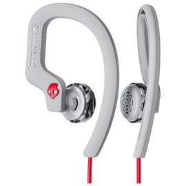 Skullcandy Skullcandy Chops Flex Wired Around Earbuds w/mic Gray/Red