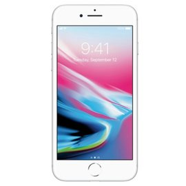Apple Apple iPhone 8 256GB Silver (Unlocked and SIM-free) (ATO)