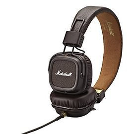 Marshall Marshall Major II On Ear Headphones Wired Brown (WSL)
