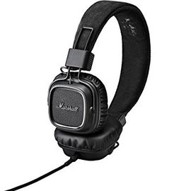 Marshall Marshall Major II On Ear Headphones Wired PItch Black (WSL)