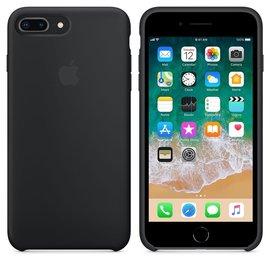 Apple Apple Silicone Case for iPhone 8/7 Plus - Black