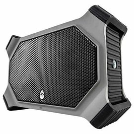 EcoXgear Ecoxgear EcoSlate Bluetooth Waterproof Speaker Black