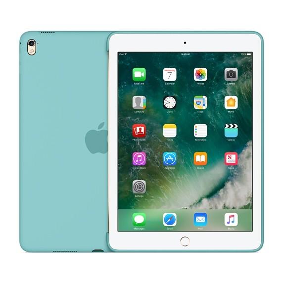 info for 518fd 67572 Apple Apple Silicone Case for 9.7-inch iPad Pro - Sea Blue (ATO)