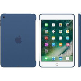 Apple Apple Silicone Case for iPad mini 4 - Ocean Blue (ATO)
