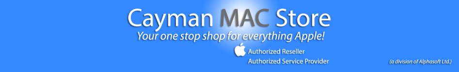 Cayman MAC Store
