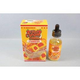 Liquid EFX Strawberry Fried Cream Cakes 60ml 00mg