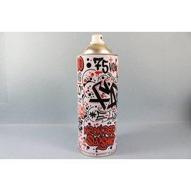 Element ELiquid Far Liquid Neon Red Slushie Spray Can 100ml 00mg