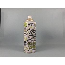 Element ELiquid Far Liquid Neon Green Slushie Spray Can 100ml 00mg
