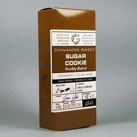 Glas LLC. Sugar Cookie 60ml  00mg