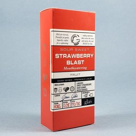 Glas LLC. Strawberry Blast 60ml 00mg