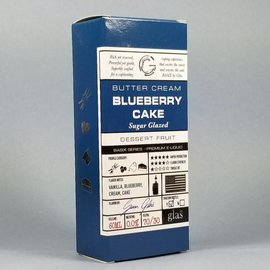 Glas LLC. Blueberry Cake 60ml 00mg